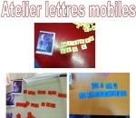 atelier lettres mobiles