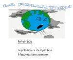 la pollution ce n'est pas bon
